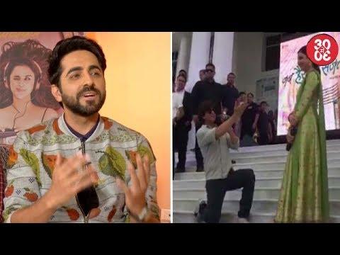 Ayushmann Can Learn From Saif's Vocabulary | Shah Rukh Sings In Bhojpuri For Anushka