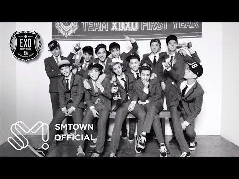 EXO 엑소 The 1st Album
