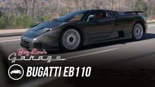 Bare Carbon Fiber Bugatti EB110 By Dauer - Jay Leno's Garage