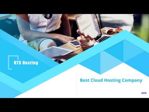 Best Cloud Hosting Company