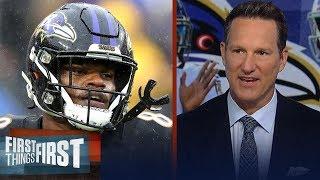Ravens should be on upset alert vs Buffalo — Danny Kanell | NFL | FIRST THINGS FIRST