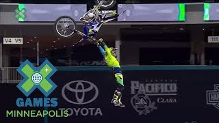 FULL BROADCAST: Pacifico Moto X Freestyle Final   X Games Minneapolis 2017