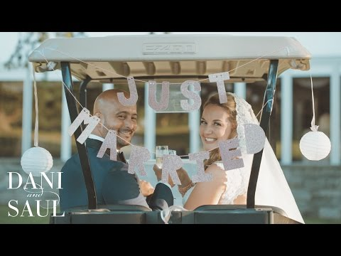Dani + Saul | Pelham Bay Golf Course