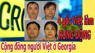 4 gốc Việt làm R,Ú,NG  Đ,Ộ,NG cộng đồng người Việt ở Georgia