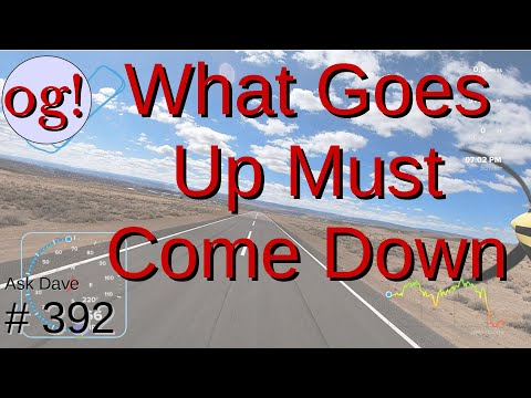 What Goes Up Must Come Down (#392)