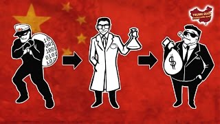Trung Quốc Làm Giàu Từ Việc Ăn Cắp Công Nghệ Như Thế Nào?   Trung Quốc Không Kiểm Duyệt