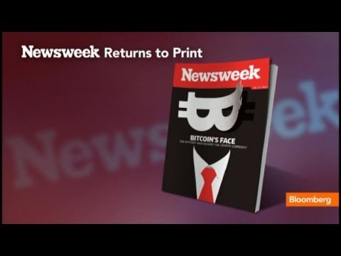Tina Brown: Rough If Newsweek Wrong on Bitcoin