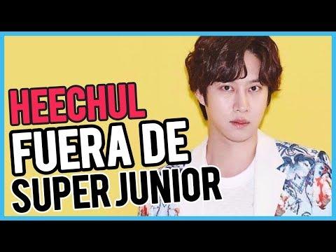 Heechul Fuera de Super Junior? *Por que no Promociona con SUJU* | Shiro No Yume