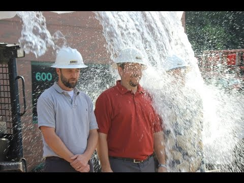 ALS Ice Bucket Challenge - Bobbitt Design Build