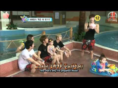 {ENG} MBLAQ Hello Baby Ep 2 (4/4)