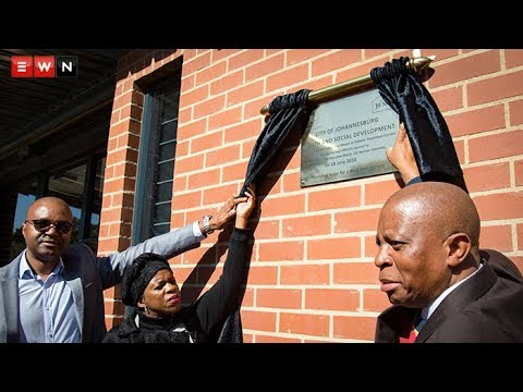 Mashaba: There is no place for drugs in our community