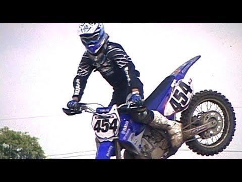 RAW: Randall Everett - Yamaha YZ250 2 Stroke / Blue Diamond (2008)
