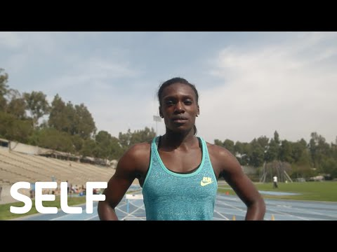 Why Dawn Harper-Nelson Sacrifices It All For Olympic Medals   SELF