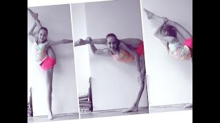 Stretching Routine (Cheerleading, Dance, Gymnastics, Ballet)