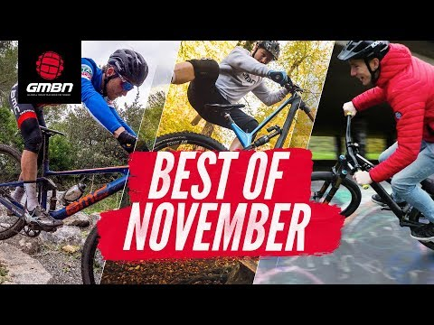 GMBN's Best Of November | Now That's What I Call Mountain Biking, Vol. 2