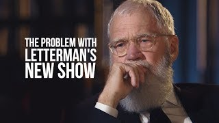 "Editing an Interview - David Letterman's ""My Next Guest"" Has a Distracting Problem."
