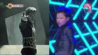 130202 Star King Ep 301 - MinWoo dancing Catch Me & Alone