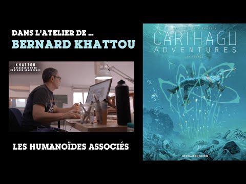 Vidéo de Bernard Khattou