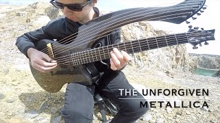Metallica - The Unforgiven (Harp Guitar Cover by Jamie Dupuis)