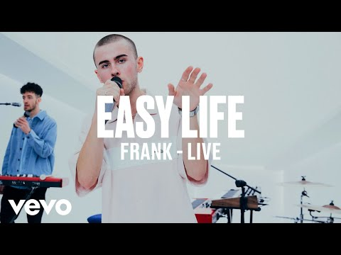 Easy Life - Frank (Live) | Vevo DSCVR ARTISTS TO WATCH 2019
