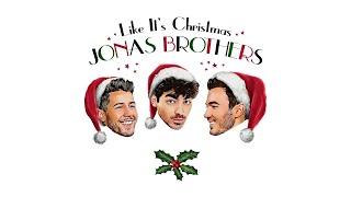 Jonas Brothers - Like It's Christmas (Audio)