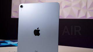 iPad Air 4 (2020) - Unboxing, Gaming Test & iPad Pro Comparison!
