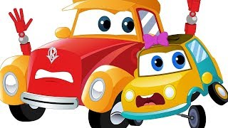 Car Cartoons For Children | Street Vehicle Videos For Babies by Kids channel