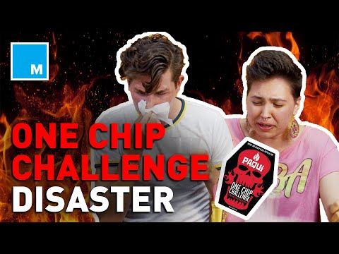 The #OneChipChallenge GONE WRONG!