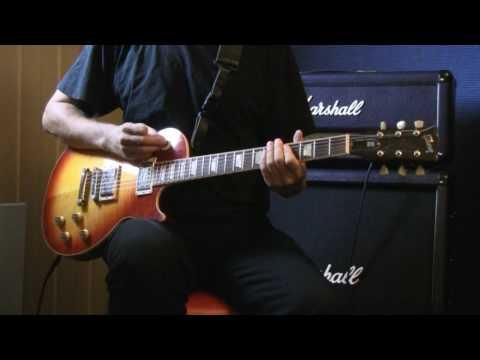 Marshall VM 2266 Demo - 10 Guitars - Same setting