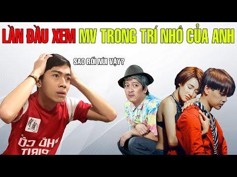 LẦN ĐẦU XEM MV TRONG TRÍ NHỚ CỦA ANH | CrisDevilGamer Reaction