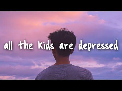 Jeremy Zucker - all the kids are depressed // Lyrics