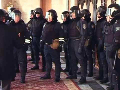 Волинська міліція з народом