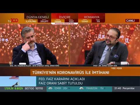 Ahmet Kasım Han ile Yüz Yüze | 30 Nisan 2020 - Hasan Basri Yalçın