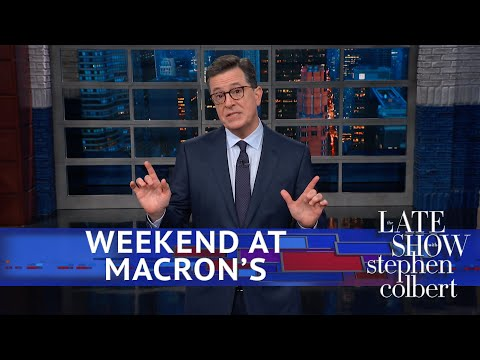 Trump And Putin's Weekend In Paris