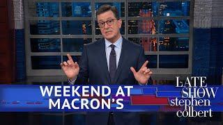 Trump And Putin's Weekend In Paris