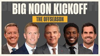 Top 5 Breakout Players in College Football — BIG NOON KICKOFF: THE OFFSEASON   CFB ON FOX