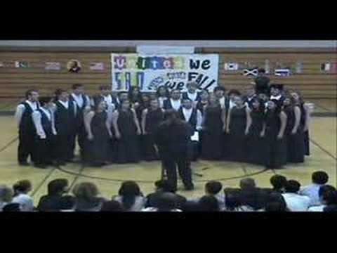 FHS Multicultural Week 2007 - Assembly (Part 1)