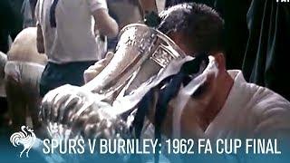 Tottenham Hotspur v Burnley: 1962 FA Cup Final: 'The Chessboard Final' | British Pathé