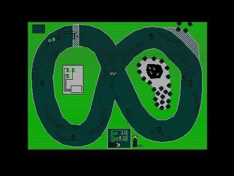 DEVA DRIFTER Amstrad CPC by Alberto
