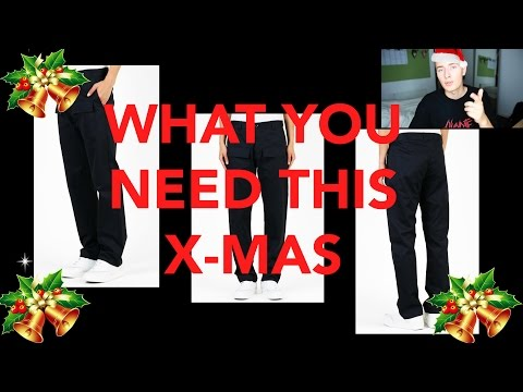 10 PIECES OF CLOTHING YOU'RE GONNA WANT THIS X-MAS!!!