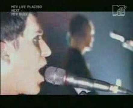 Placebo - Plasticine Live