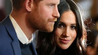 Anthrax scare for Prince Harry and Meghan Markle..