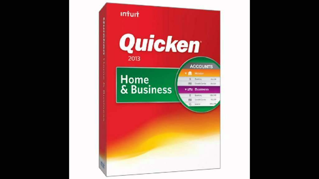 Intuit quicken 2010 home and business discount