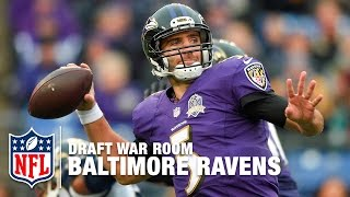 Ravens 2016 NFL Draft War Room | Path To The Draft | NFL Network