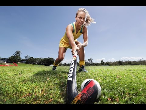 Win gold in study and sport - Rosie Malone