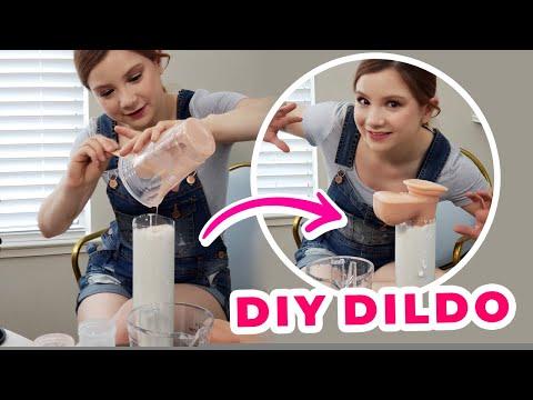 How to Make a Homemade Dildo? | Best DIY Dildo | Clone a Willy Kit