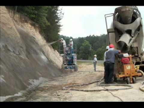 Blastcrete HRG-020 - The Standard for Refractory Gunning