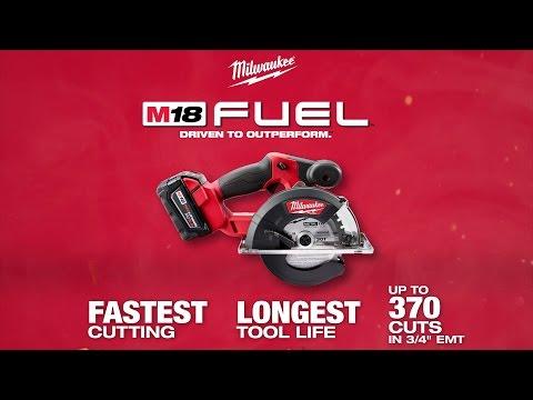Milwaukee® M18 FUEL™ Metal Cutting Circular Saw