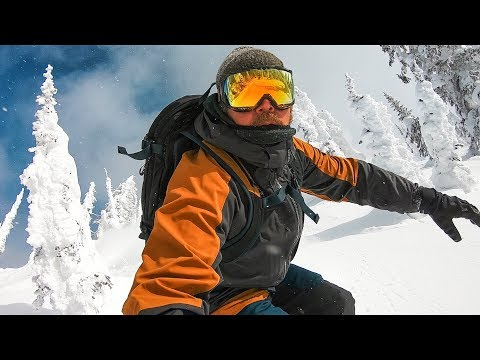 GoPro: Travis Rice - Backcountry Snowboarding 2018 Highlight