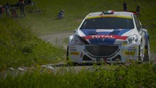 Rally del Friuli Venezia Giulia: Peugeot 208 T16 e Andreucci – Tappa 1